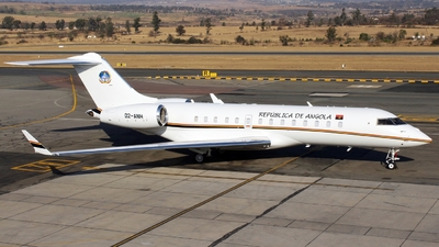 D2-ANH - Bombardier BD-700-1A10 Global Express - Angola - Government
