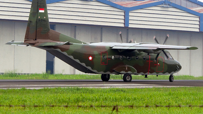 A-2111 - CASA C-212-200 Aviocar - Indonesia - Air Force