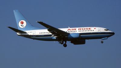TC-GHC - Boeing 737-7L9 - Air Rose