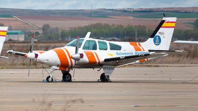 EC-COH - Beechcraft 95-B55 Baron - Spain - Sociedad de Salvamento y Seguridad Marítima (SASEMAR)