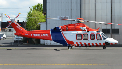 VH-YXK - Agusta-Westland AW-139 - Air Ambulance Victoria