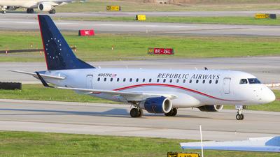 N357FC - Embraer 170-100SU - Republic Airways