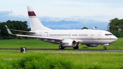 VP-BJJ - Boeing 737-7BC(BBJ) - Private