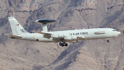 79-0002 - Boeing E-3B Sentry - United States - US Air Force (USAF)