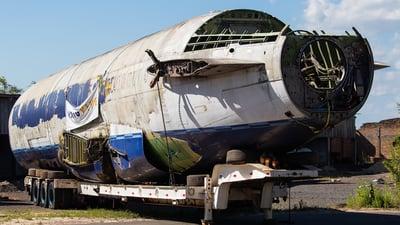 PP-VLD - Boeing 727-41 - Varig Log