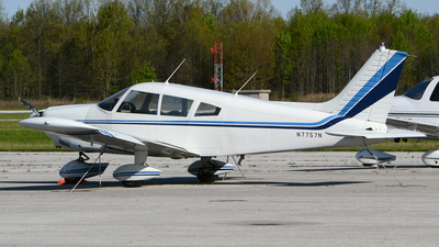 N7757N - Piper PA-28-180 Cherokee D - Private