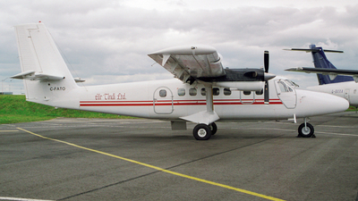 C-FATO - De Havilland Canada DHC-6-300 Twin Otter - Air Tindi