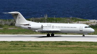 P4-FKD - Fokker 70 - Insel Air Aruba