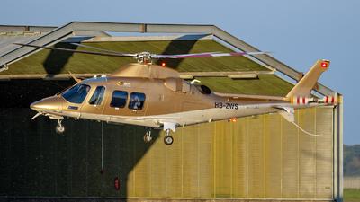 HB-ZWS - Agusta-Westland AW-109SP GrandNew - Swift Copters
