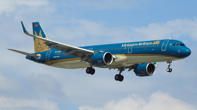 VN-A508 - Airbus A321-272N - Vietnam Airlines