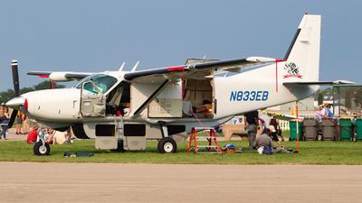 N833EB - Cessna 208 Caravan - Remote Area Medical