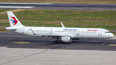 B-8979 - Airbus A321-211 - China Eastern Airlines