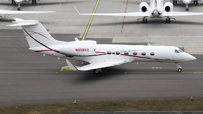 N908VZ - Gulfstream G450 - Private