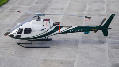 RP-C7226 - Eurocopter AS 350 Ecureuil - Private