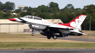 91-0479 - General Dynamics F-16D Fighting Falcon - United States - US Air Force (USAF)