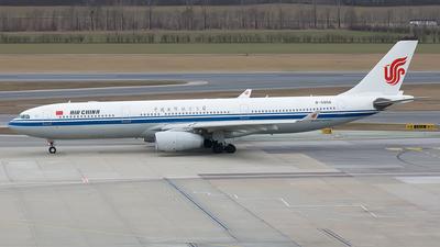 B-5956 - Airbus A330-343 - Air China