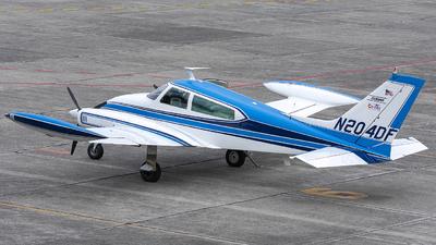 N204DF - Cessna 310N - Private