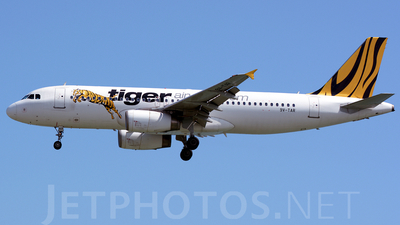 9V-TAR - Airbus A320-232 - Tiger Airways
