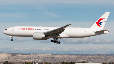 B-220F - Boeing 777-F6N - China Cargo Airlines