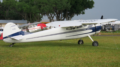 N3026B - Cessna 195A - Private