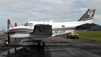 PR-STF - Beechcraft C90GTi King Air - Private