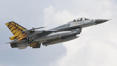 FA-116 - General Dynamics F-16AM Fighting Falcon - Belgium - Air Force