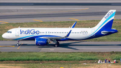 A picture of VTITN - Airbus A320271N - IndiGo - © Sandeep Pilania