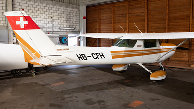 HB-CFH - Reims-Cessna F152 II - Private