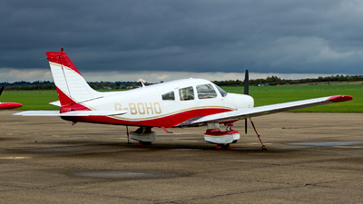 G-BOHO - Piper PA-28-161 Warrior II - Private