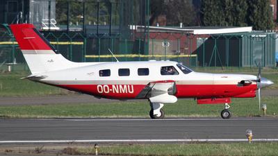 OO-NMU - Piper PA-46-350P Malibu Mirage - Private