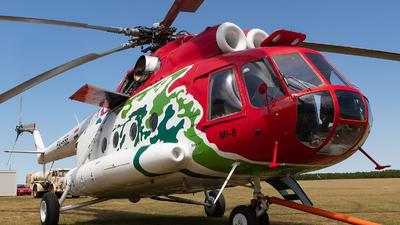 HA-HSE - Mil Mi-8T Hip - Private