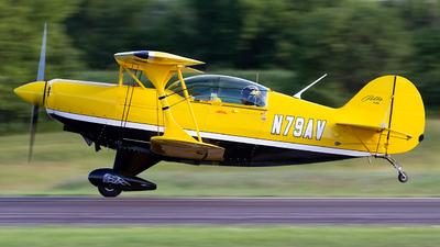 N79AV - Pitts S-2B Special - Private