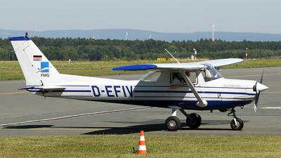 A picture of DEFIV - Cessna F152 - [F15201769] - © HansAir