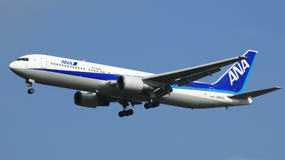 JA8274 - Boeing 767-381 - All Nippon Airways (ANA)