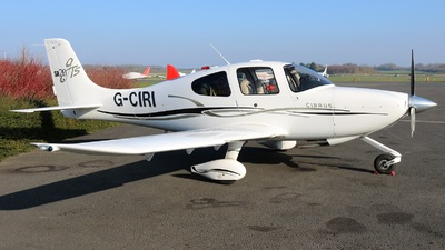 G-CIRI - Cirrus SR20-GTS - Private