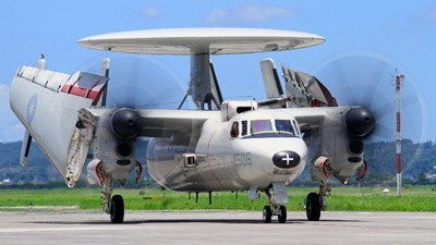 2506 - Grumman E-2K Hawkeye 2000E - Taiwan - Air Force