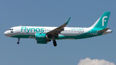 HZ-NS23 - Airbus A320-251N - Flynas