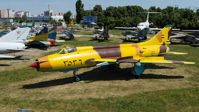 156 - Sukhoi Su-17M Fitter C - Egypt - Air Force