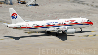 B-6875 - Airbus A320-232 - China Eastern Airlines