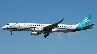 I-ADJL - Embraer 190-200LR - Air Dolomiti
