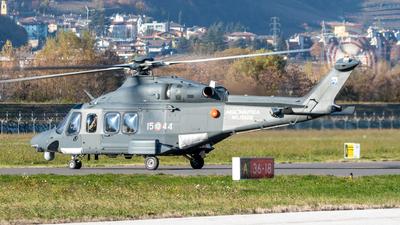 A picture of MM81800 - AgustaWestland HH139A -  - © Simone Borinato