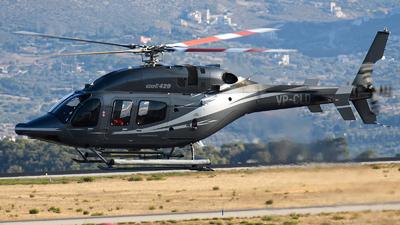 VP-CLD - Bell 429 Global Ranger - Private