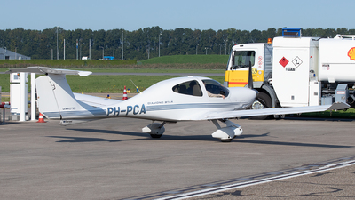 PH-PCA - Diamond DA-40D Diamond Star TDI - Private