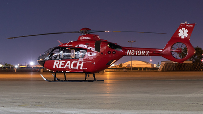 N319RX - Airbus Helicopters H135 - Reach Air Medical Services