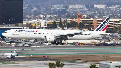 F-GSQB - Boeing 777-328ER - Air France