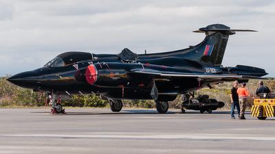 ZU-BCR - Blackburn Buccaneer S.2B - Private