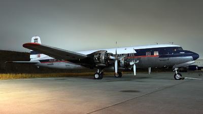 N4887C - Douglas DC-7B - International Air Response