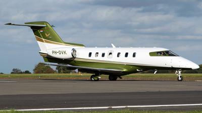 PH-DVK - Pilatus PC-24 - Private