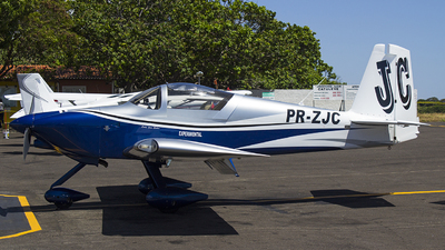 PR-ZJC - Vans RV-7A - Private