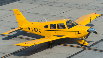 9J-BTC - Piper PA-28-235 Cherokee - Private